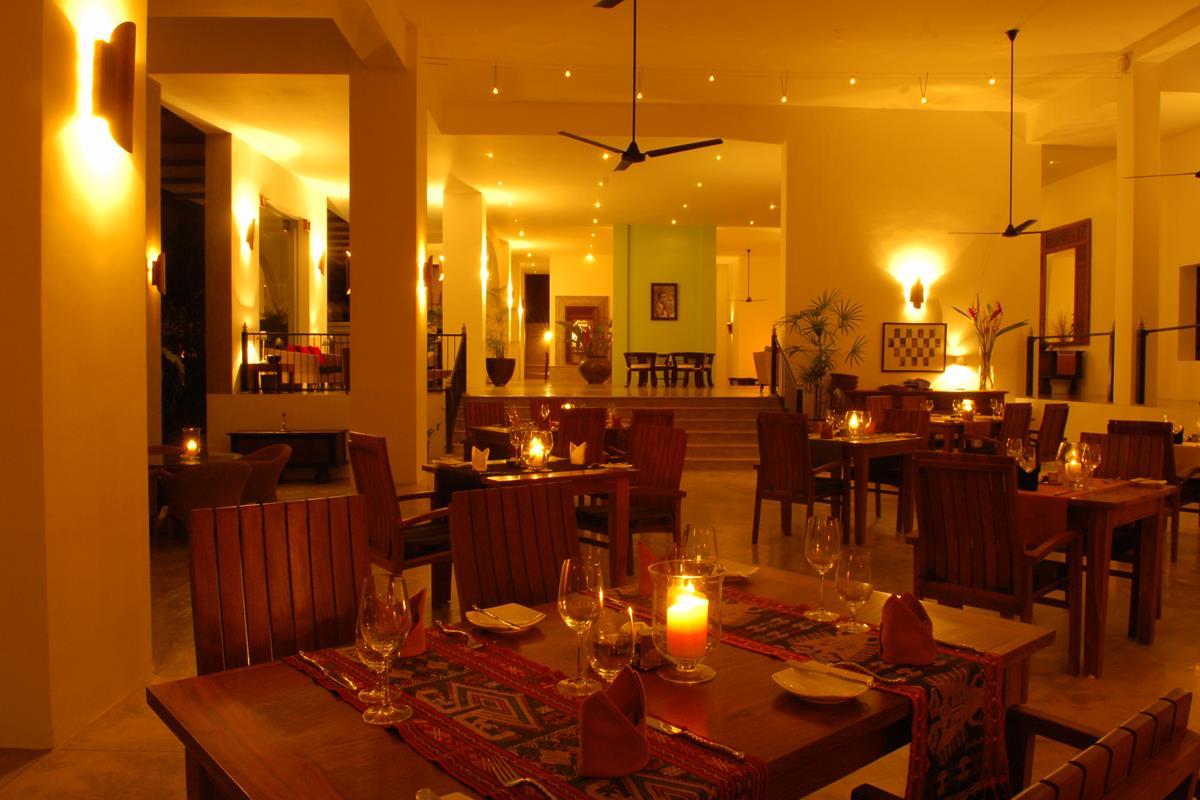 Aditya Boutique Hotel – Restauracja