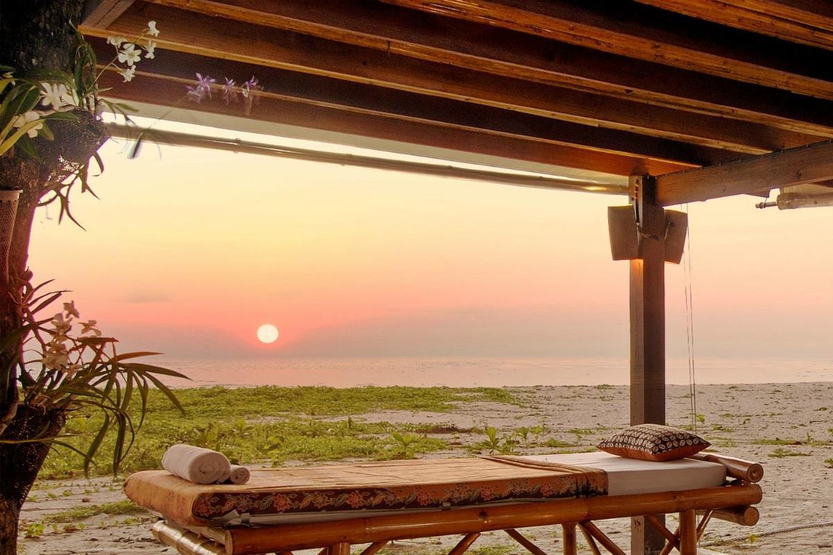 Bangsak Village – Hotelowy punkt masażu