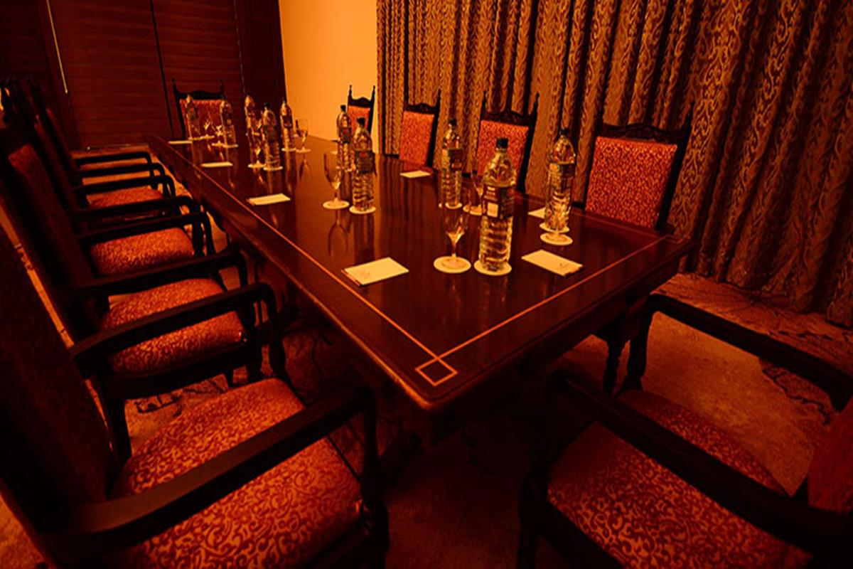Earl's Regent Kandy – Restauracja