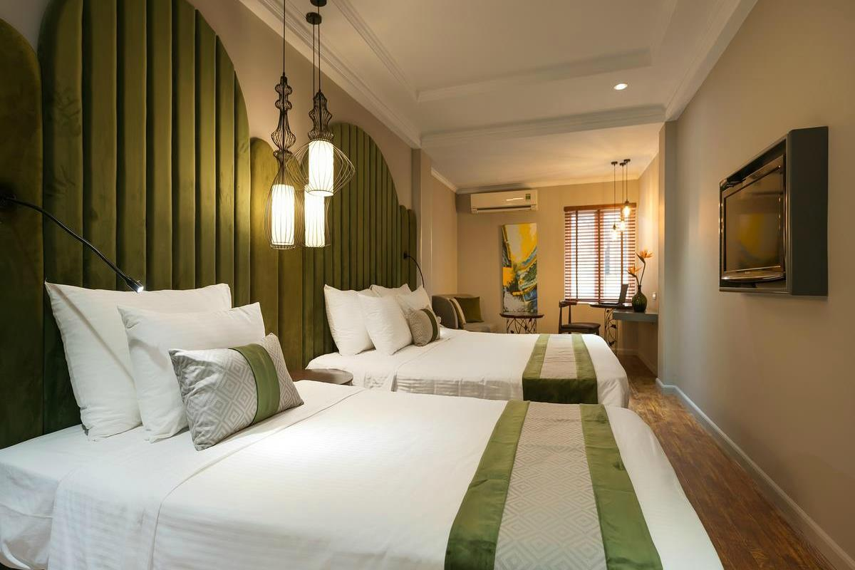 Essence Hanoi Hotel & Spa – Family Premier