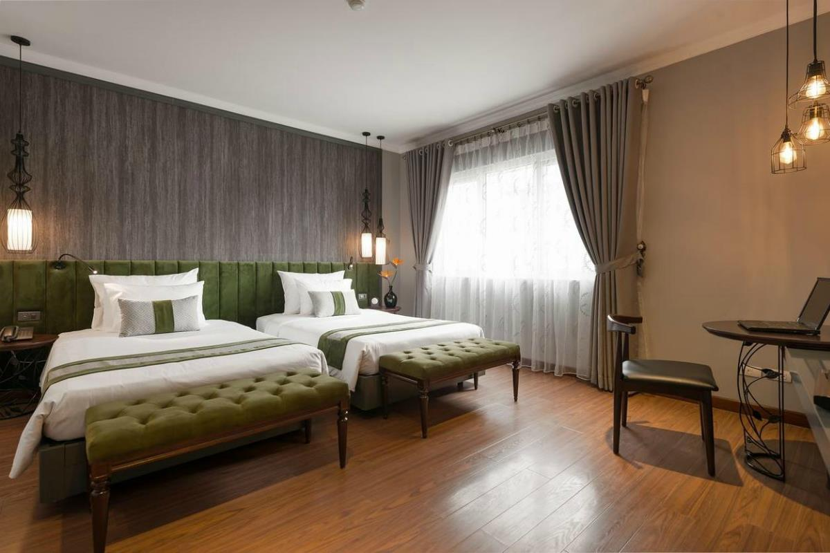 Essence Hanoi Hotel & Spa – Junior Suite