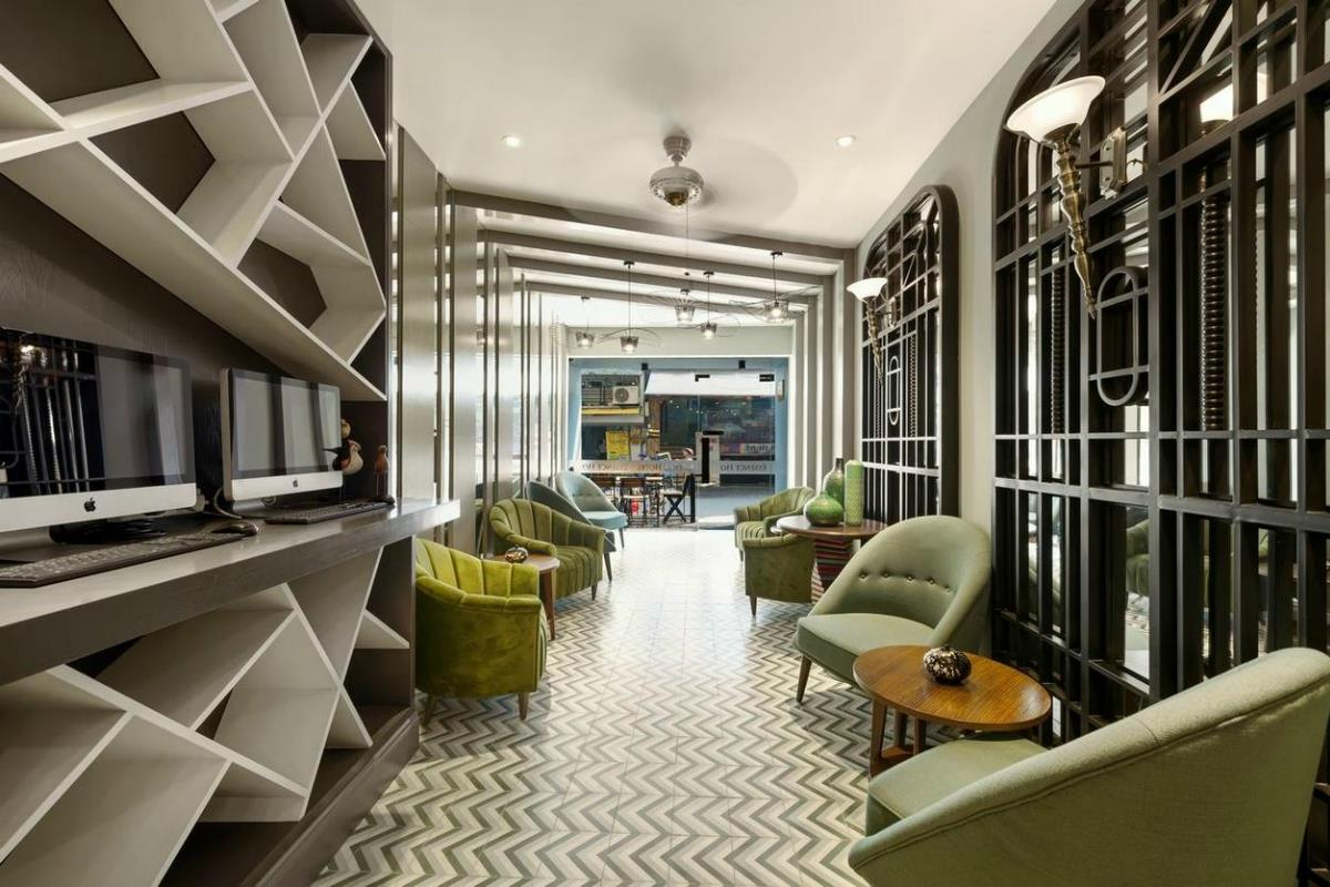 Essence Hanoi Hotel & Spa – Lobby