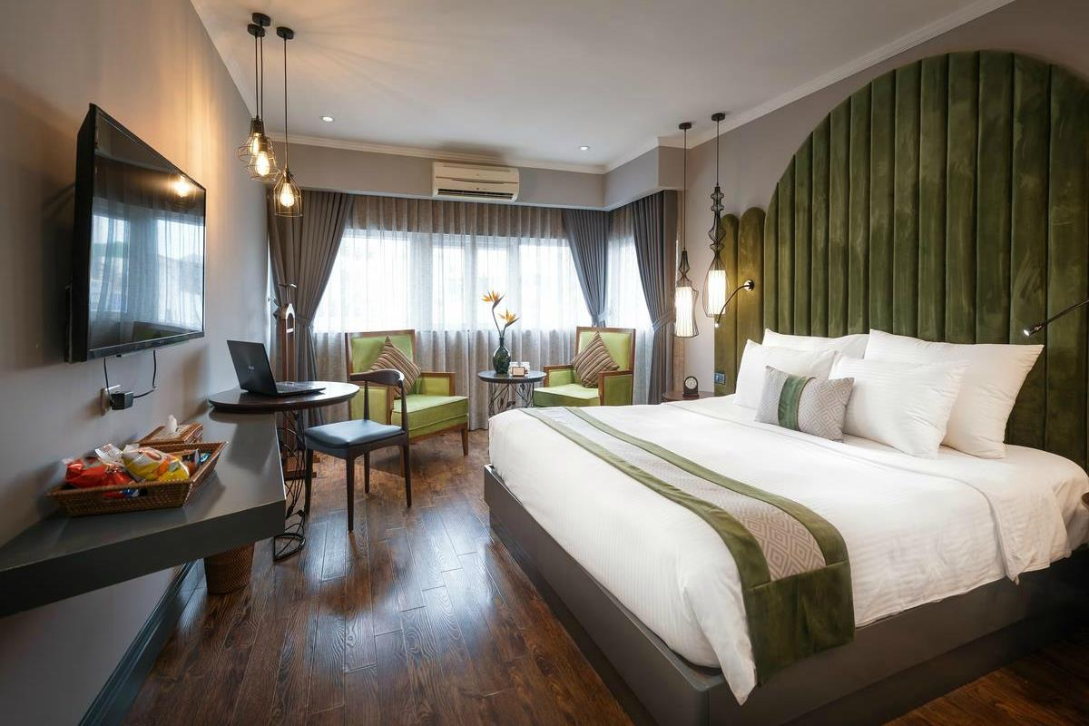 Essence Hanoi Hotel & Spa – Suite City View