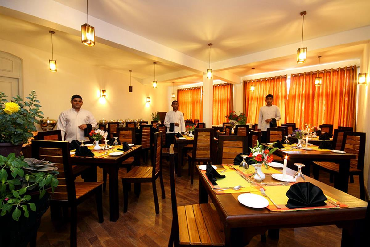 Glenfall Reach Hotel – Restauracja