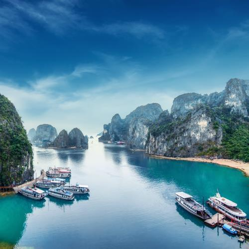 Ha Long – miniaturka