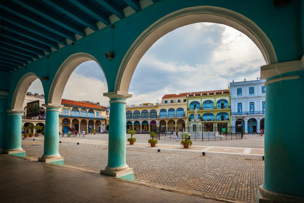 Hawana – Plaza Vieja