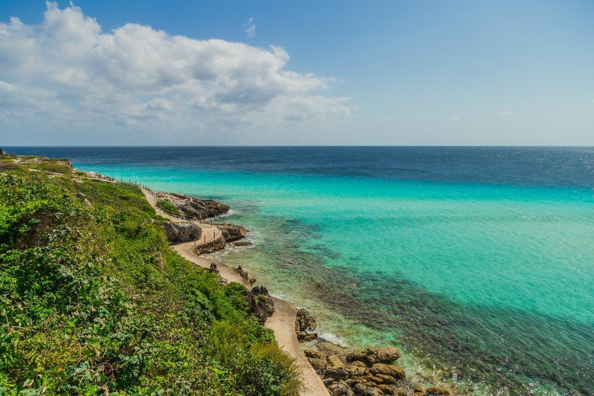 Isla Mujeres – Garrafon Natural Reef Park
