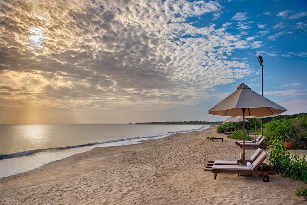 Jungle Beach Resort – Plaża