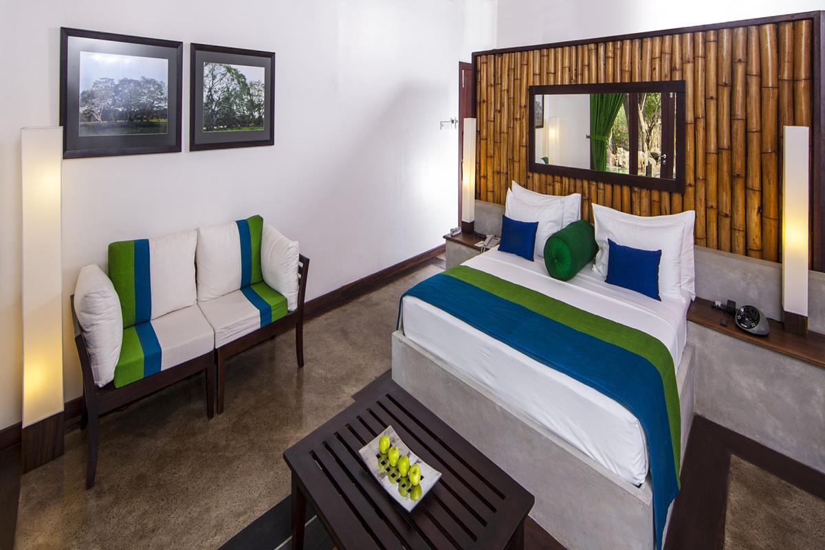 Jungle Beach Resort – Pokój