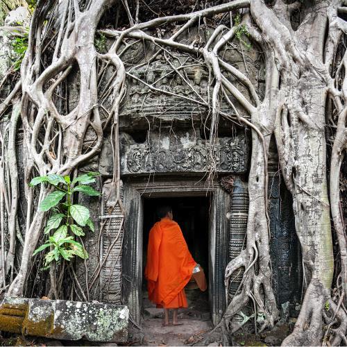Kambodża Angkor – miniaturka