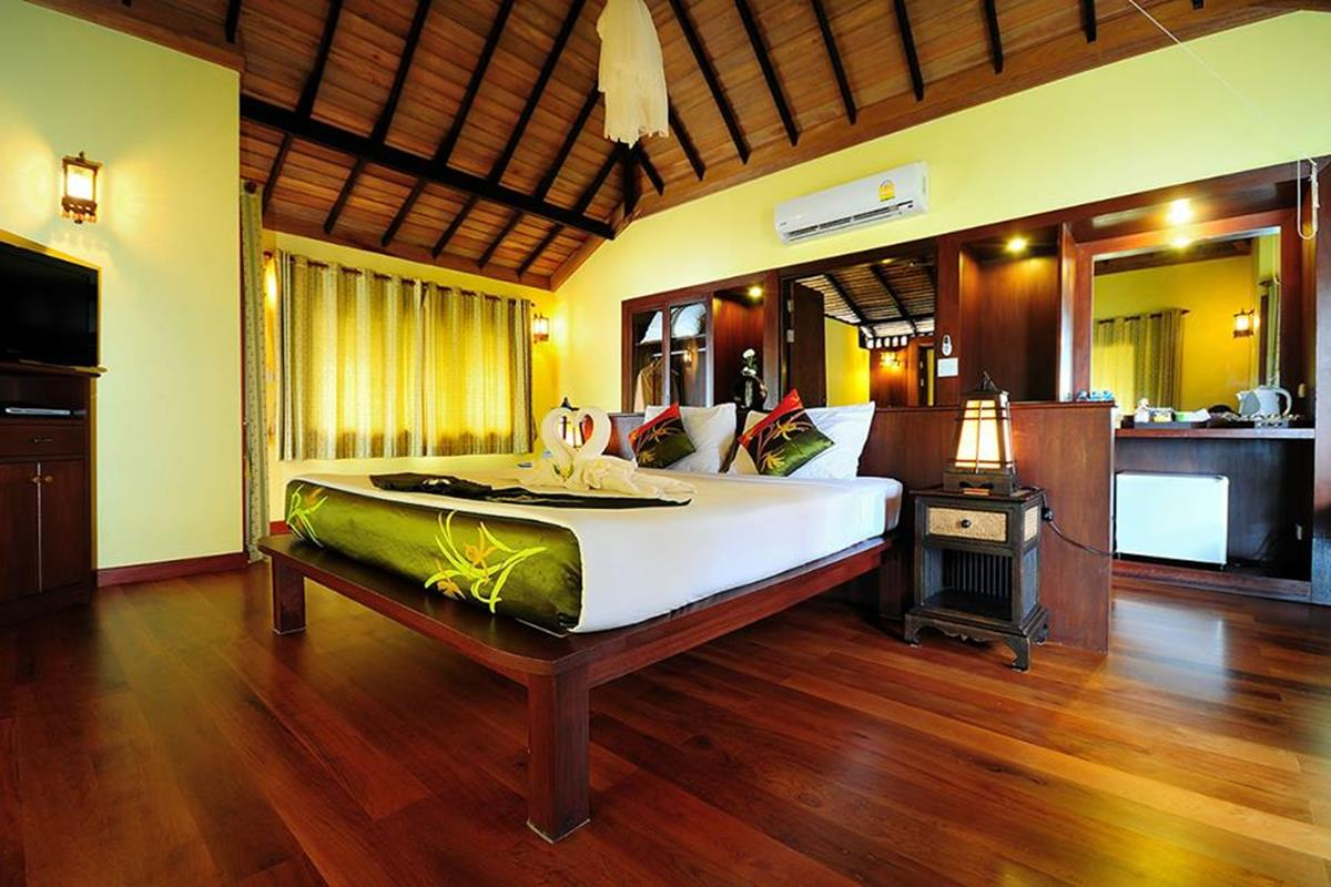 Koh Mook Sivalai Beach Resort – Beachfront Villa