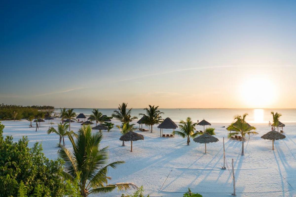 Konokono Beach Resort – Plaża