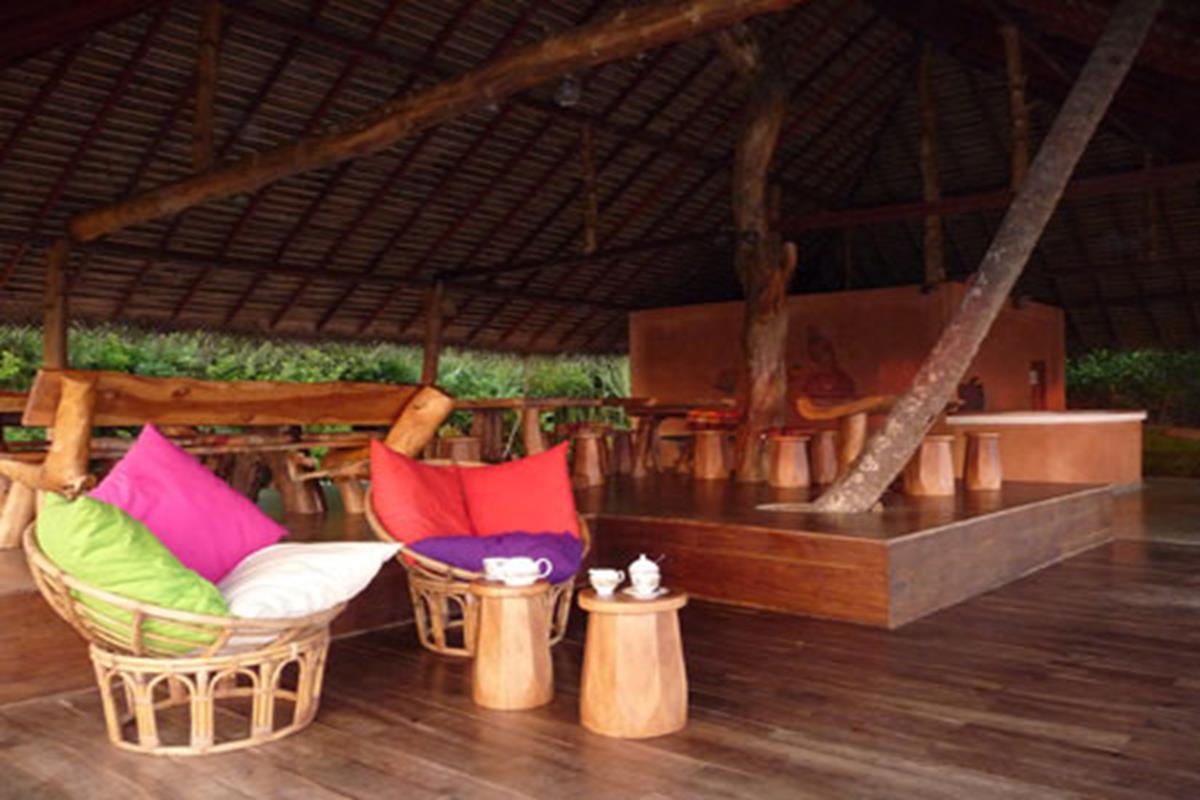 Mangrove Beach Cabanas – Restauracja