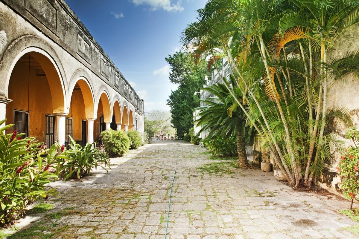 Merida – Hacienda Yaxcopoil