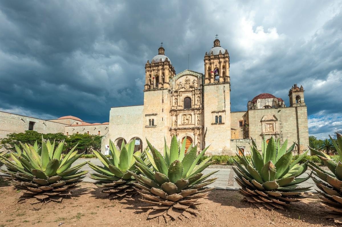 Oaxaca – Kościół Santo Domingo