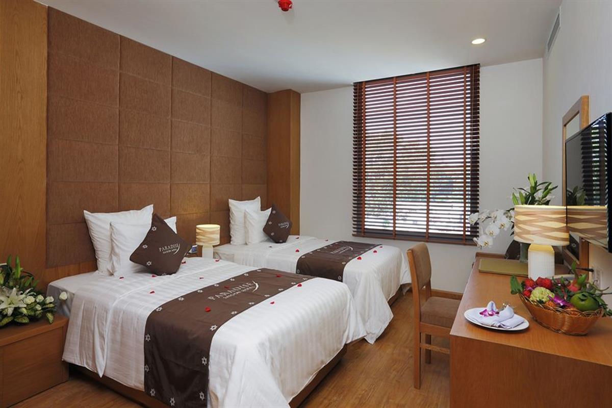 Paradise Saigon Boutique Hotel – Pokój Deluxe