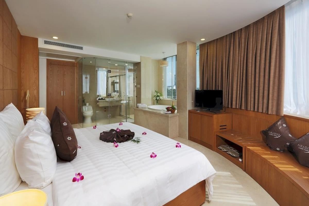 Paradise Saigon Boutique Hotel – Pokój Executive