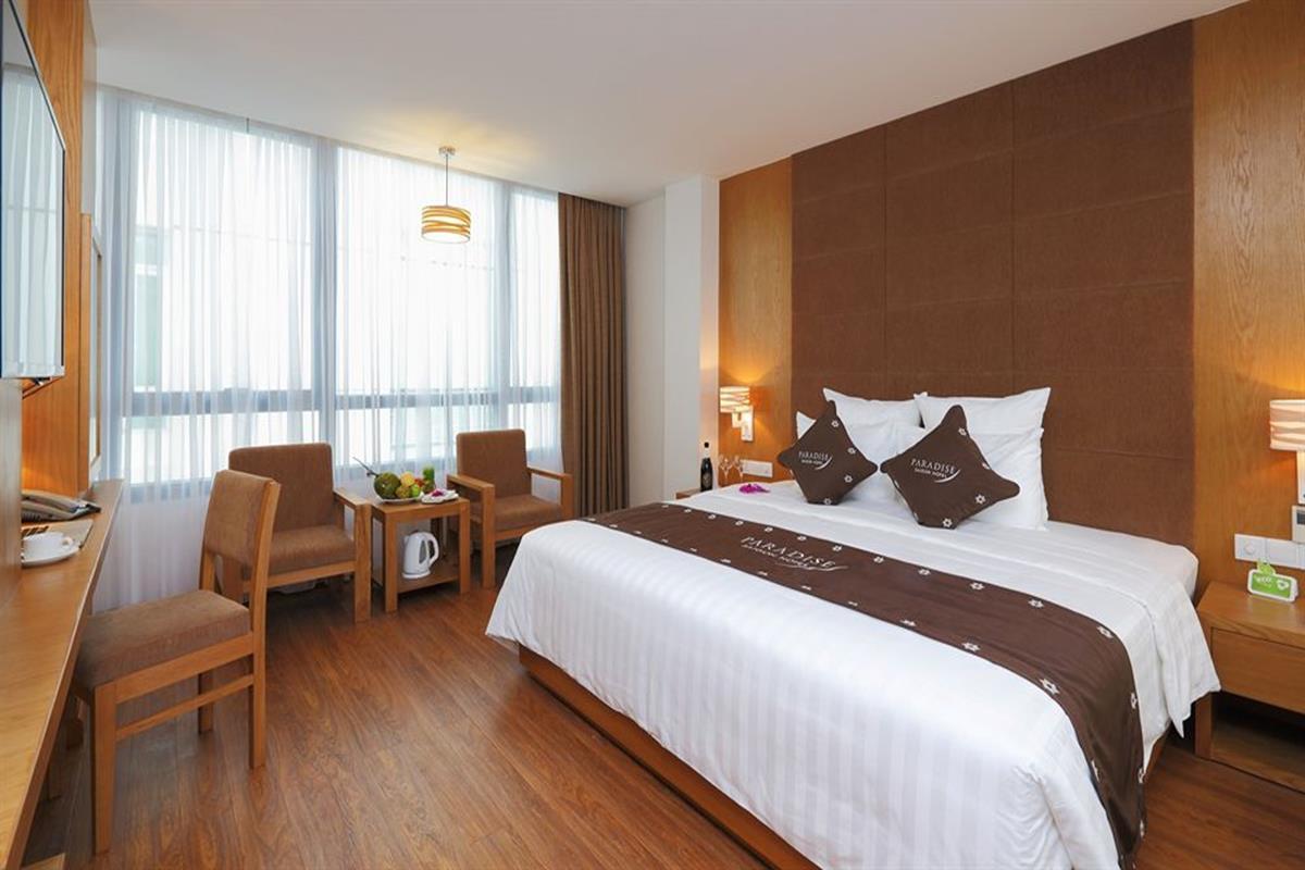 Paradise Saigon Boutique Hotel – Suite