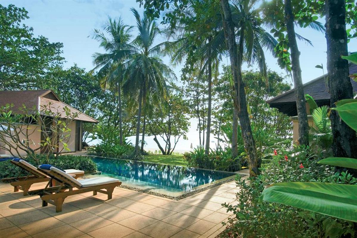 Pimalai Resort – Willa z basenem