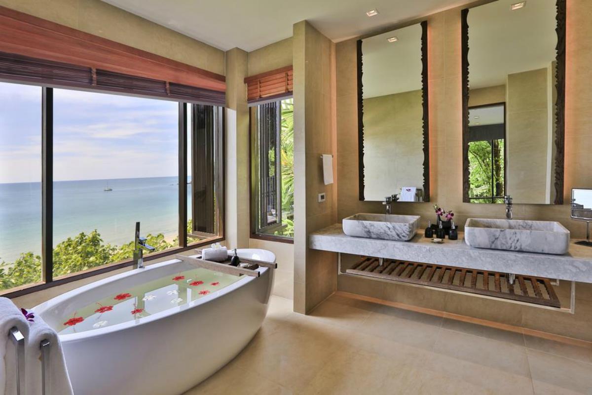 Pimalai Resort & Spa – Pokój Deluxe od strony zatoki