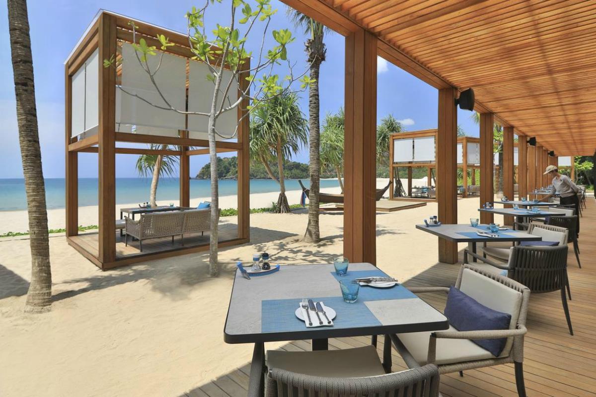 Pimalai Resort & Spa – Restauracja RAK Talay