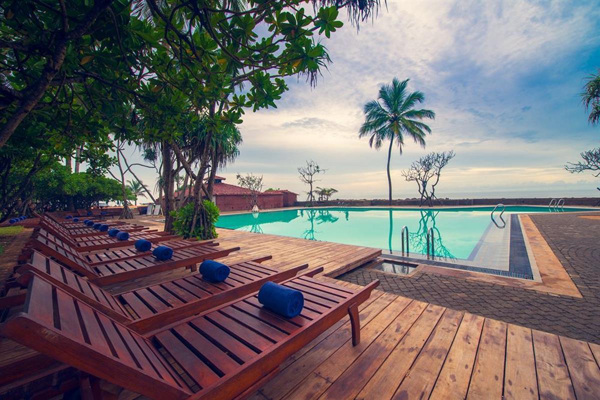 Ranweli Holiday Village – Basen