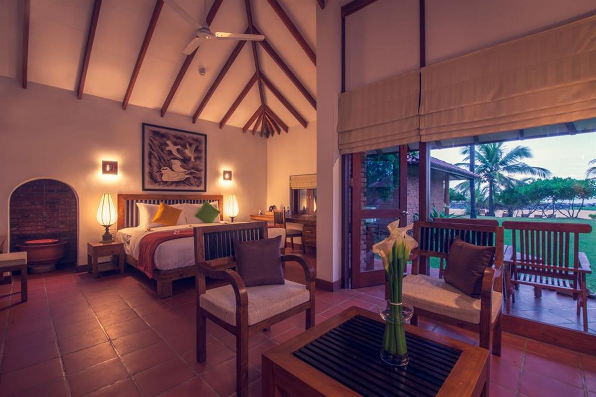 Ranweli Holiday Village – Deluxe Bungalow