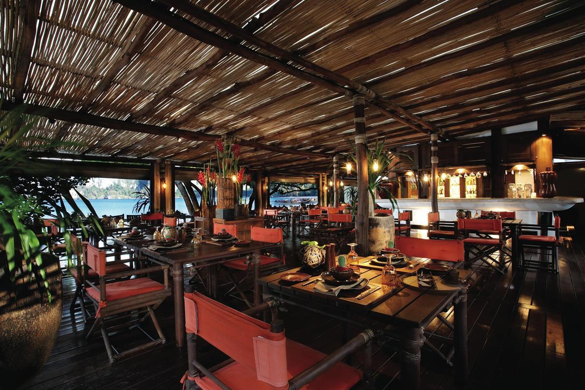 Rayavadee – Restauracja