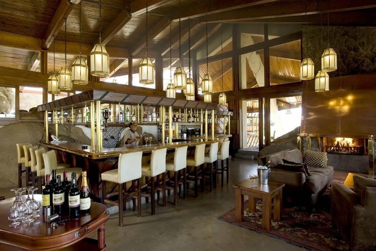 Seronera Wildlife Lodge – Bar