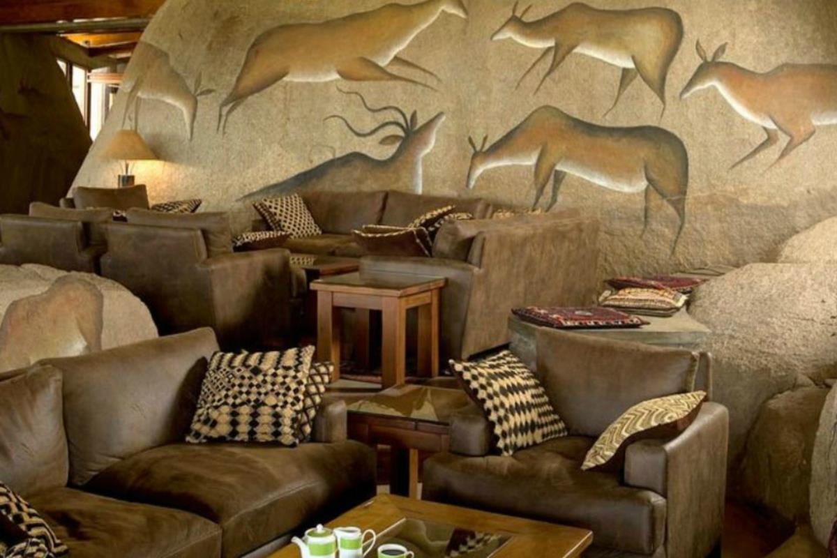 Seronera Wildlife Lodge – Lounge