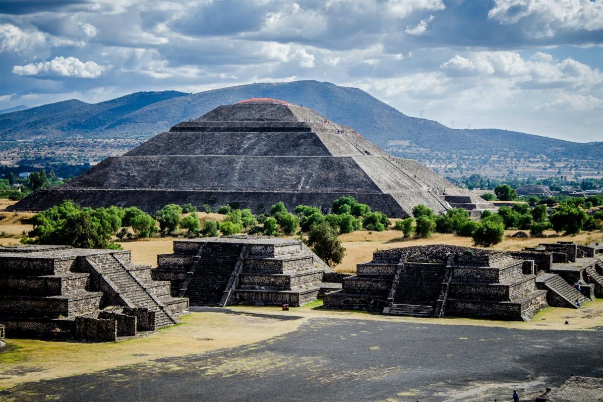 Teotihuacan – Piramida Słońca