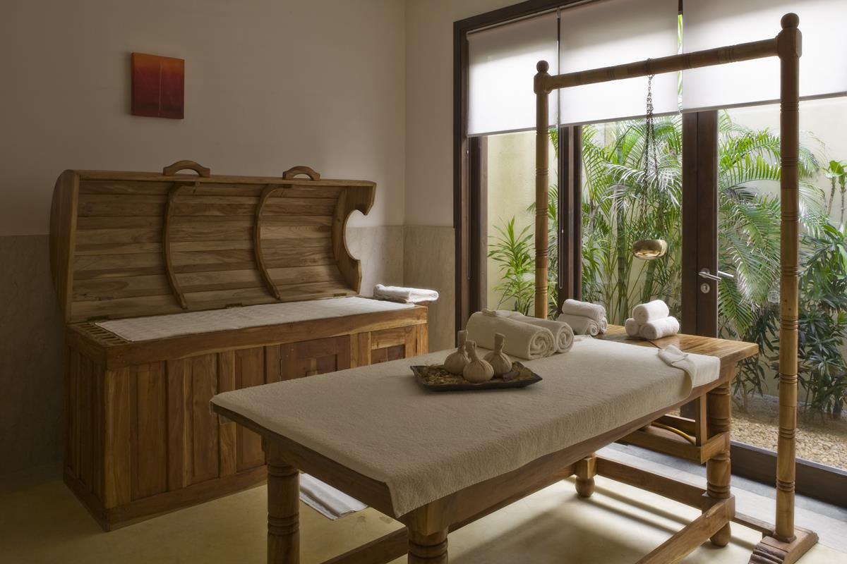 The Fortress Resort & Spa – Spa