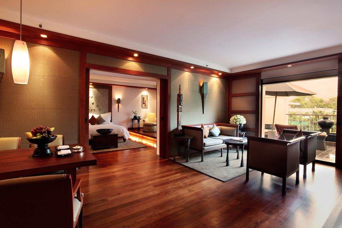 The Sukhothai – Beachfront Suite