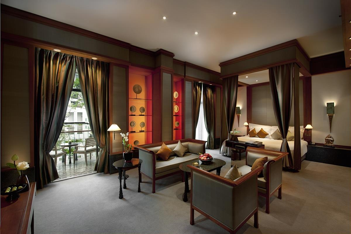 The Sukhothai – Garden Suite