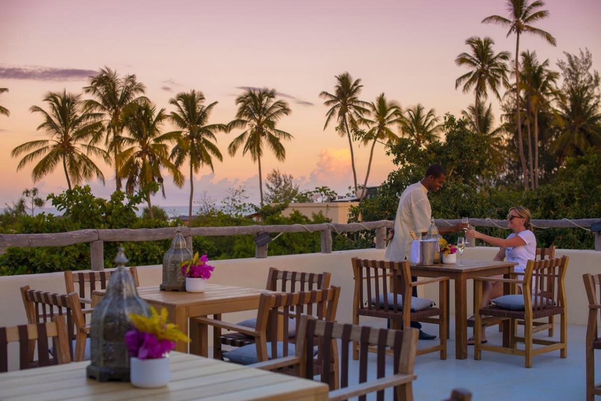 White Sand Luxury Villas & Spa – Restauracja