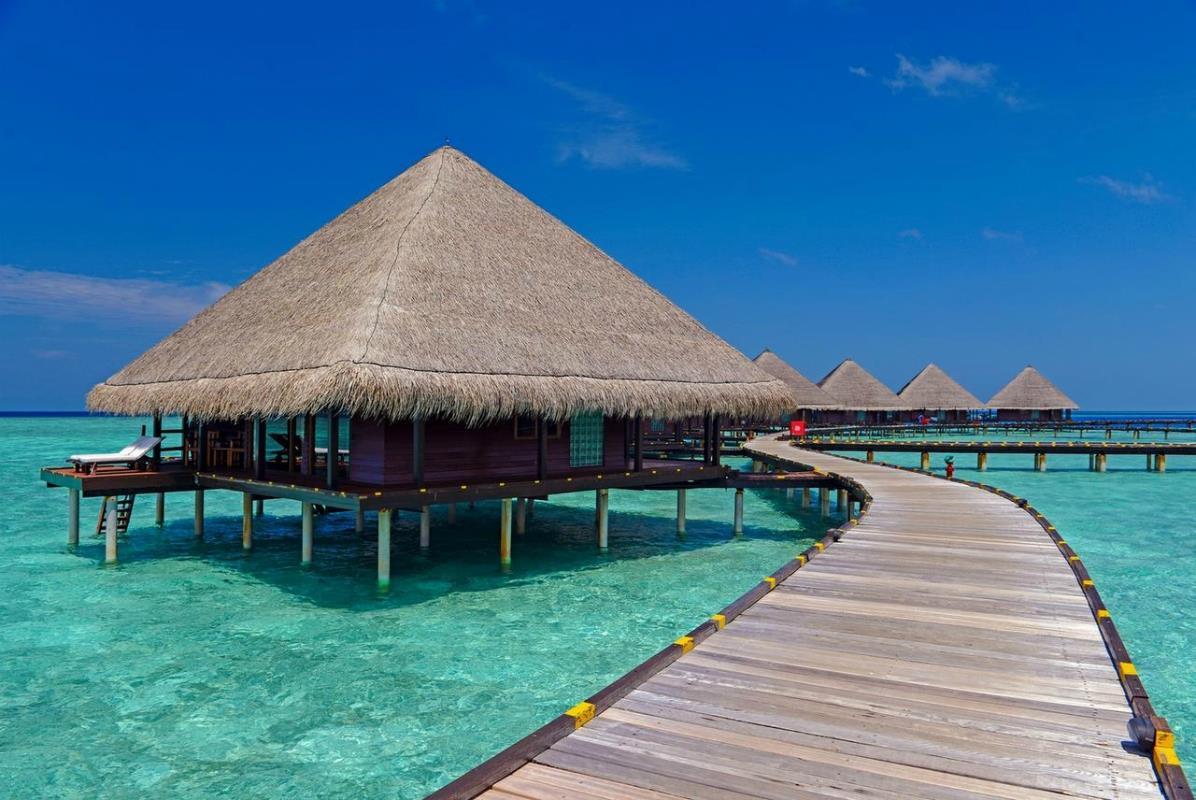 Adaaran Club Rannalhi – Wille na wodzie