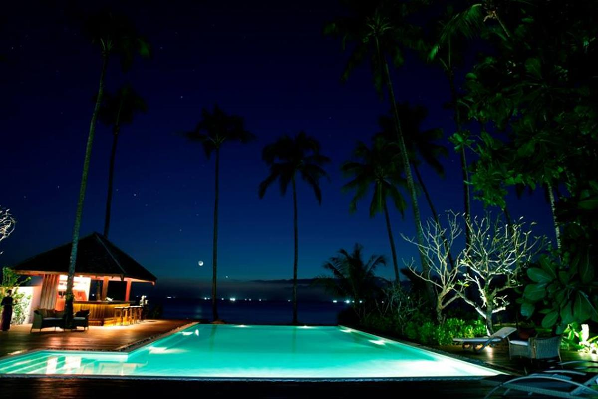 Amara Ocean Resort – Basen