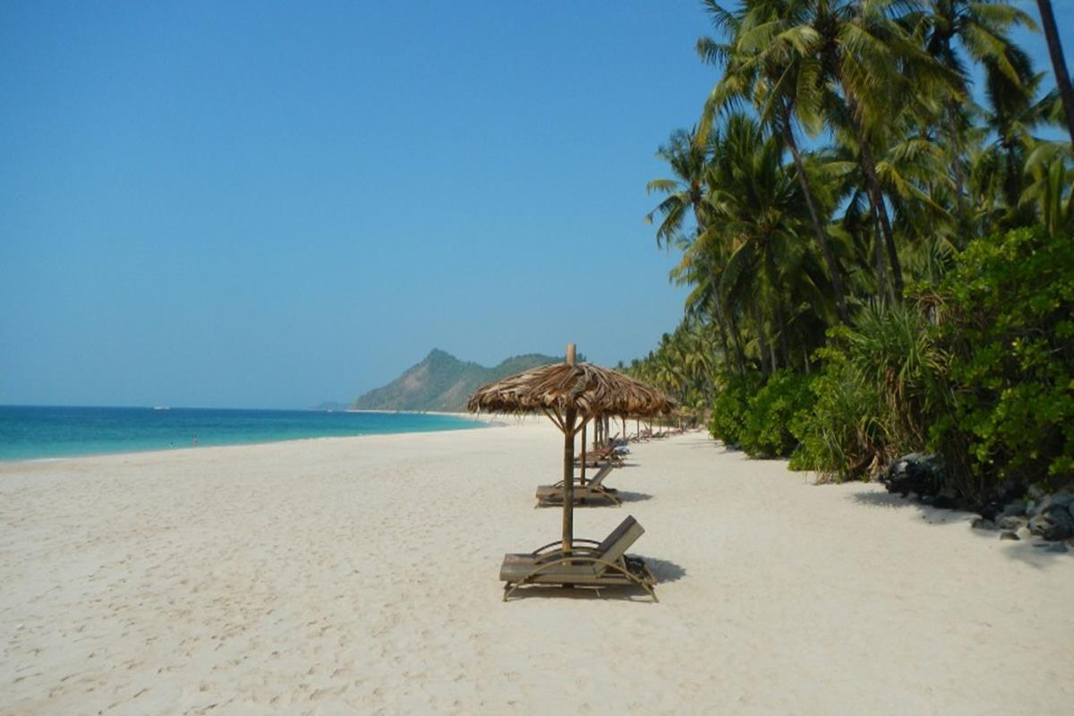 Amara Ocean Resort – Plaża