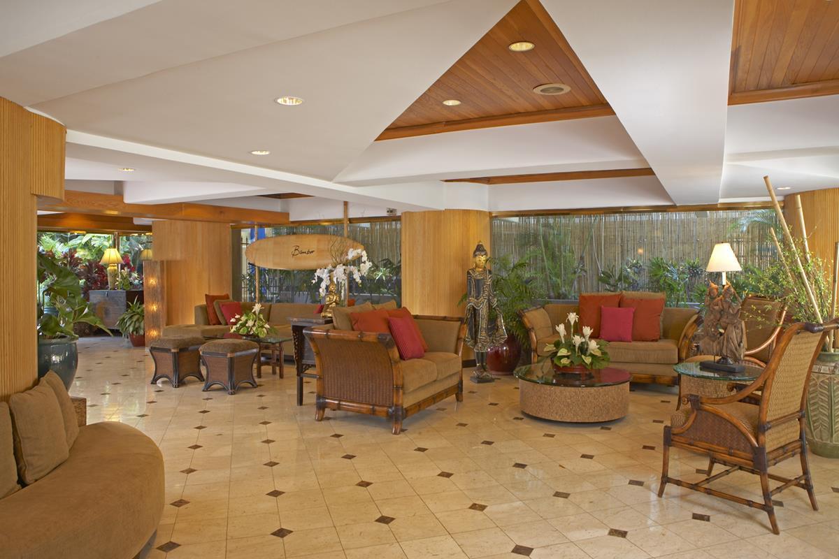 Aqua Bamboo – Lobby