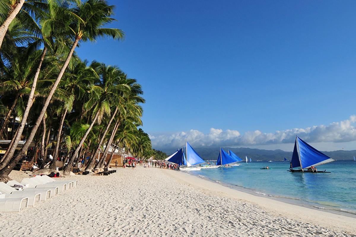 Astoria Boracay – Plaża