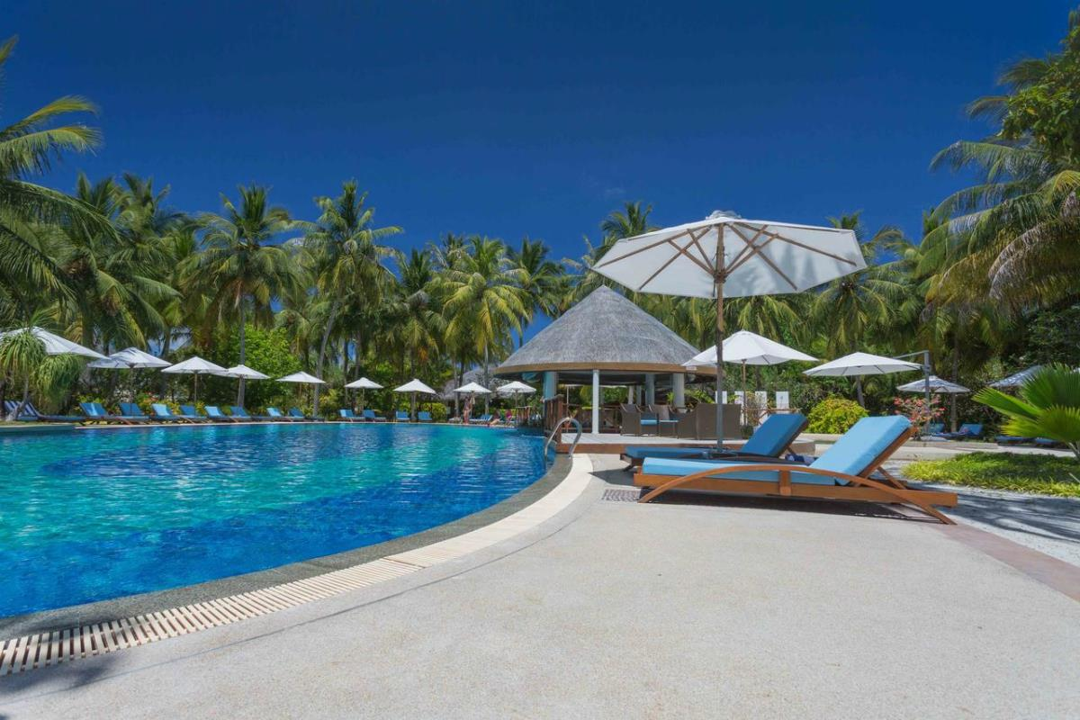 Bandos Maldives – Basen