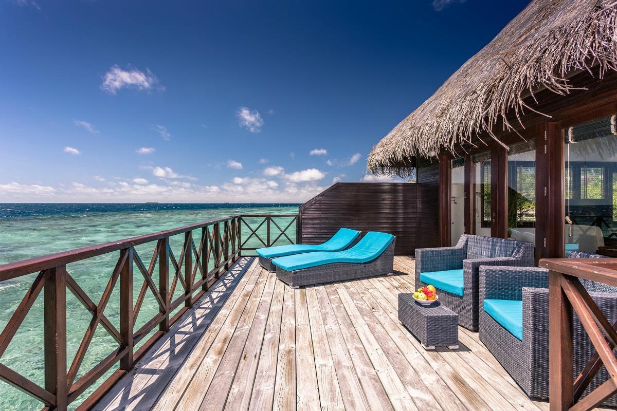 Bandos Maldives – Willa nad wodą