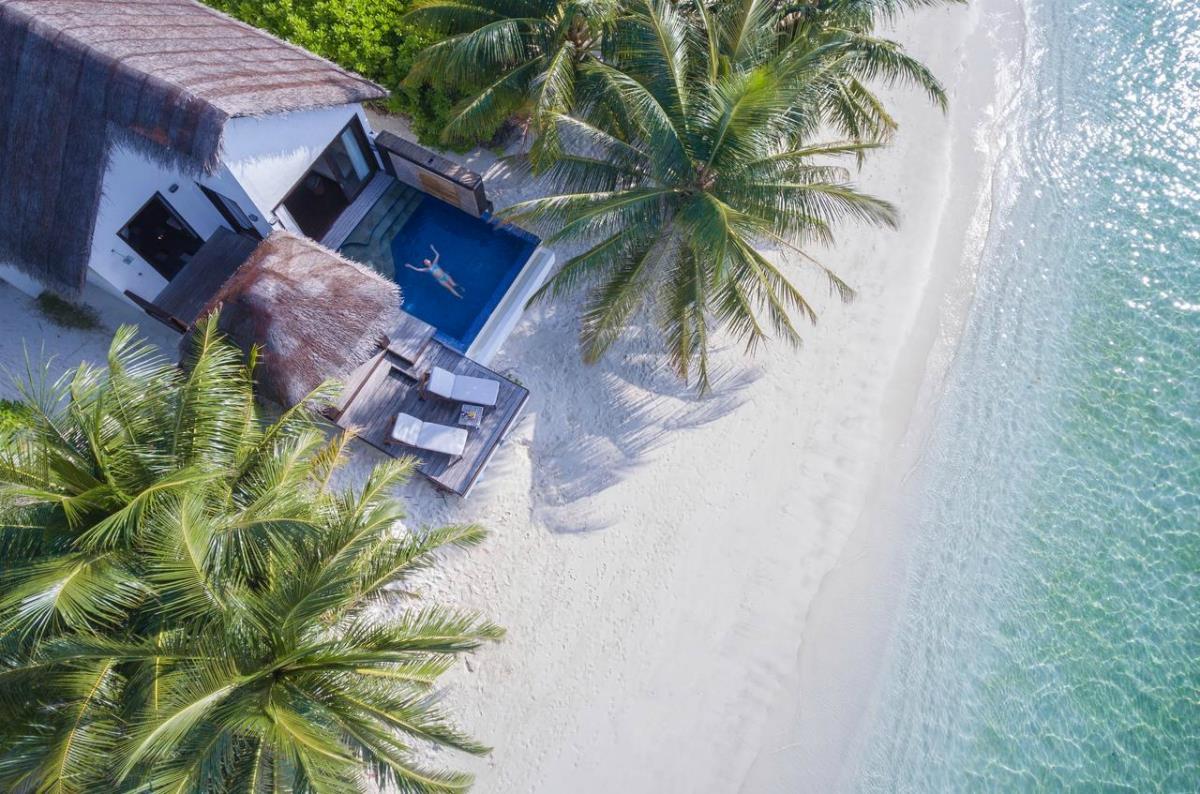 Bandos Maldives – Willa przy plaży