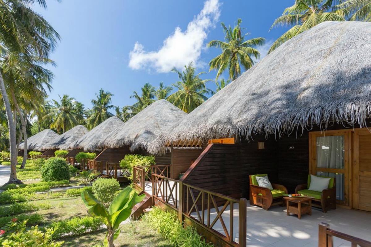 Bandos Maldives – Willa z widokiem na ogród
