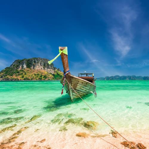 Bangkok i dwie wyspy – miniaturka