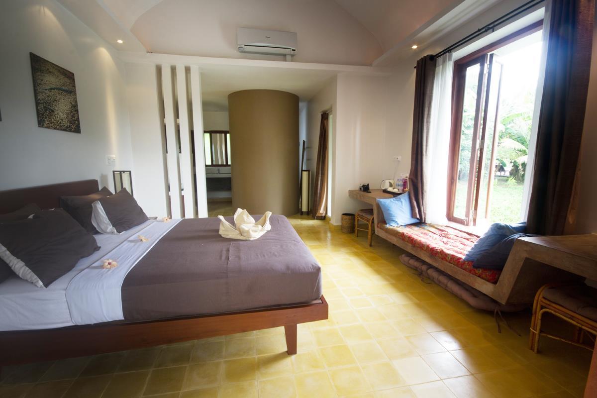 Battambang Resort – Pokój Z Widokiem Na Jezioro