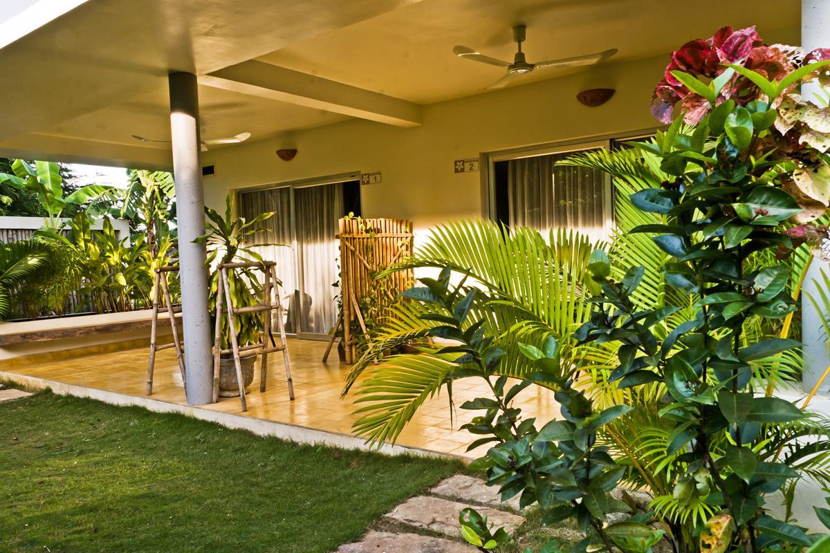 Battambang Resort – Pokój Z Widokiem Na Ogród