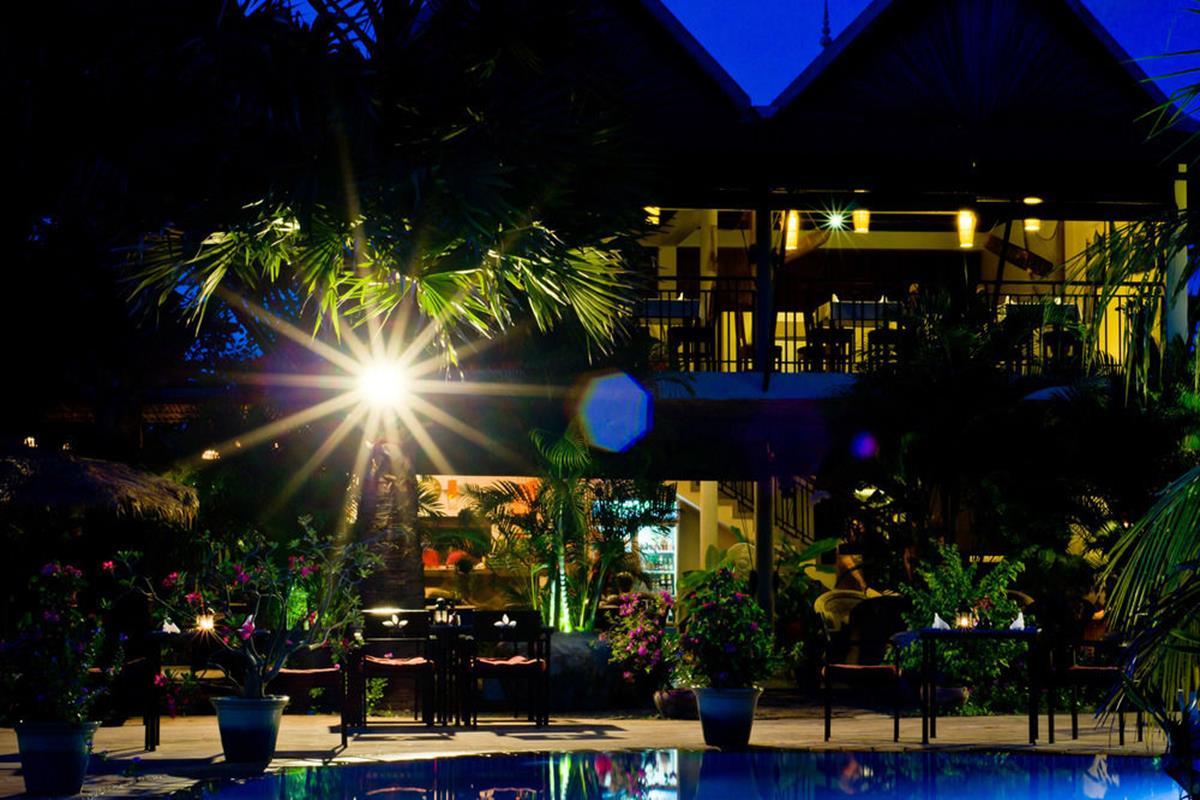 Battambang Resort – Restauracja