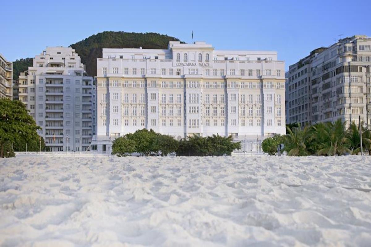 Belmond Copacabana – Plaża