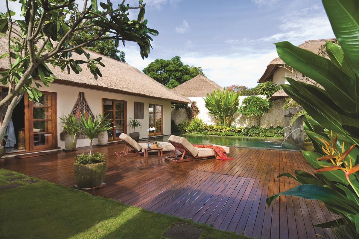 Belmond Jimbaran Puri – Deluxe Pool Villa